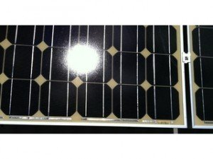 Australian Solar Panels Turning Yellow