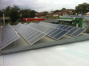 30kW Solar Power