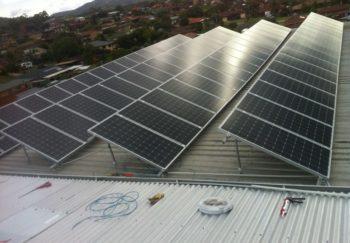30kW Solar Power