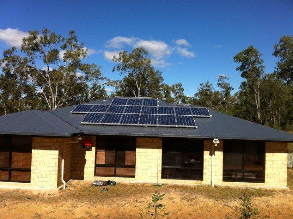 Ormeau 3kW Solar Power