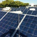 30kW Solar panels