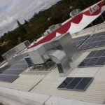 Brisbane Lions Solar panels