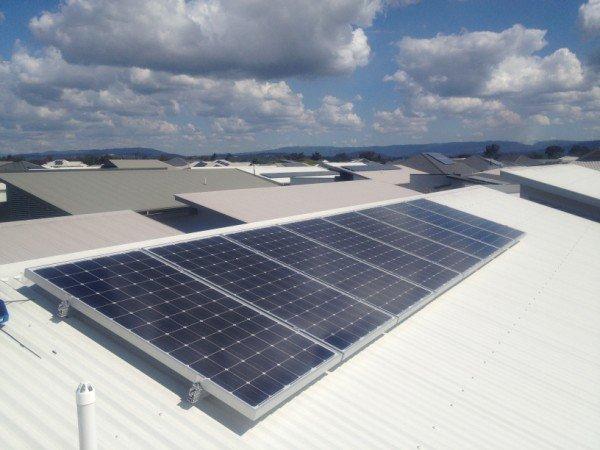 Hope Island Halcyon Waters 1.5kW Solar Power