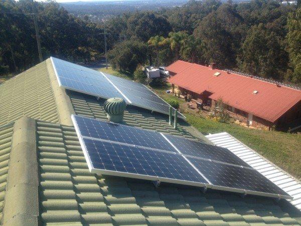 Mudgeeraba 4kW Solar Power