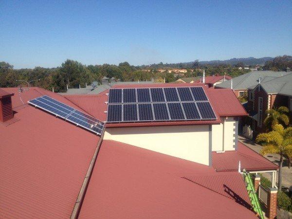 Robina 4kW Solar Installation Gold Coast