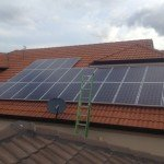 Varsity Lakes 5.2kW Solar Installation Gold Coast