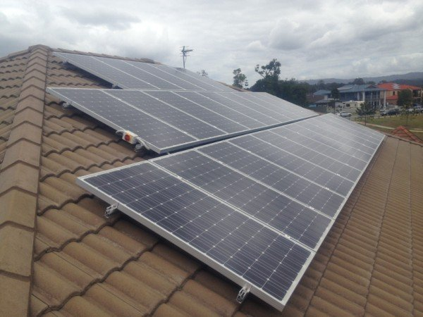 Oxenford 5kW Solar Installation Gold Coast