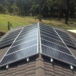 Emerald Beach 5kW Solar Installation