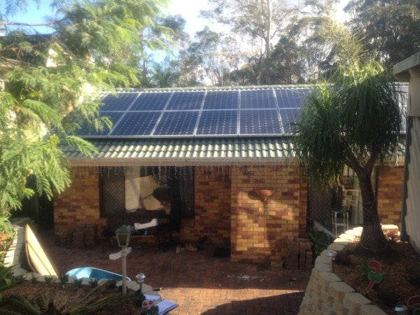 Helensvale 5kW Solar Power Installation Gold Coast