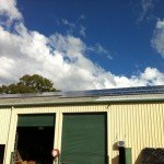 solar panels projects