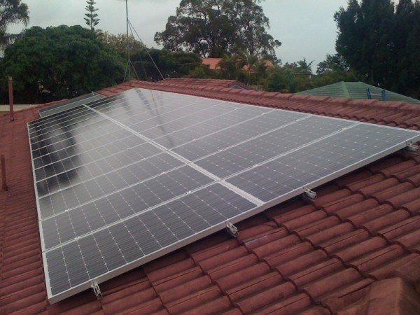 Carrara 5kW Solar Installation Gold Coast