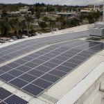Brisbane Lions Club 55kW commercial solar installation