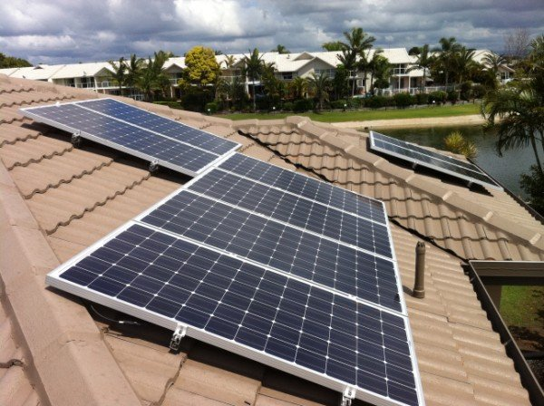 Mermaid Waters 1.5kW Solar Power