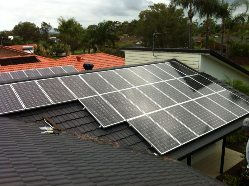 Mermaid Waters 3kW Solar Power