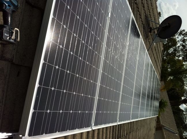 Oxenford 2kW Solar Power