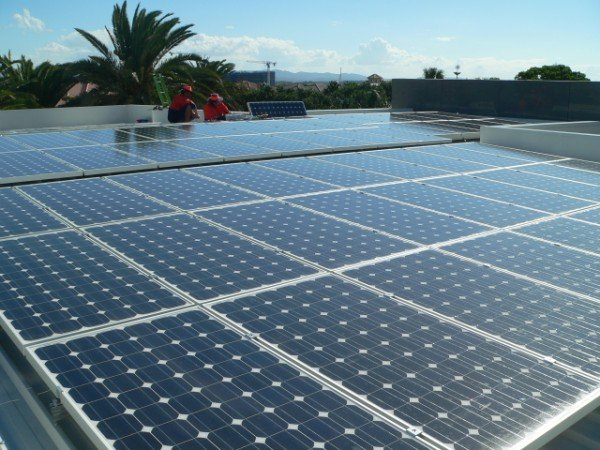 Sovereign Island 22kw Solar Installation Gold Coast Energy