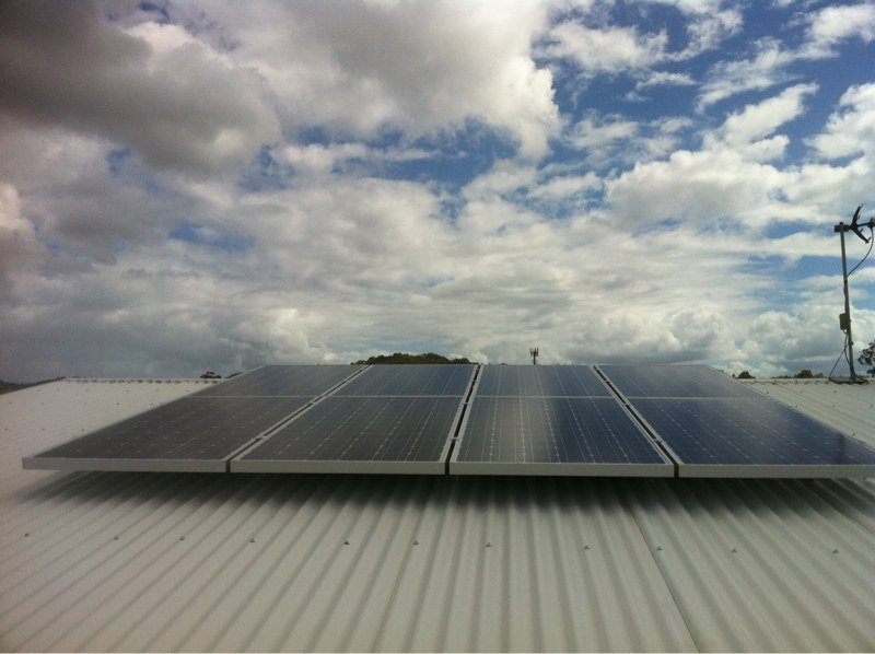 Robina 1.5kW Solar Power