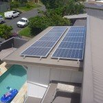 Varsity Lakes 2.5 kw Solar Power
