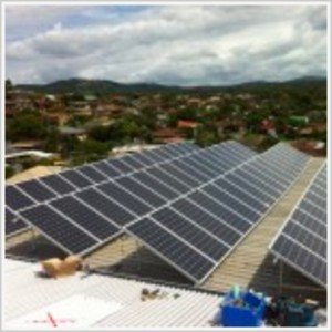 30 kW Solar panels Installation projects