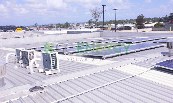 Gold Coast Energy Commercial Solar Installation Alpha Sports 20kW