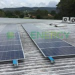 Amaze Mudgeeraba 8kW commercial solar installation