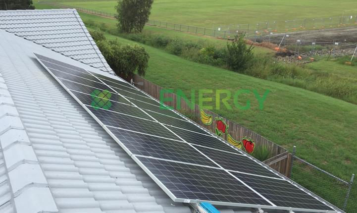 Amaze Silkstone 8kW commercial solar installation