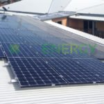 St Joseph's Apartments 99kW commercial solar installation