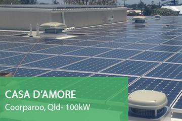 Casa-DAmore Solar Repairs Cooparoo