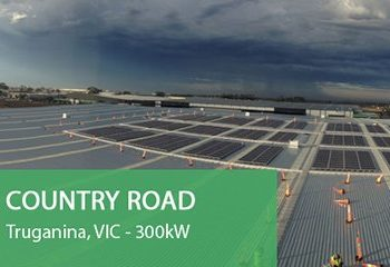 Country-Road Solar PV Gold Coast