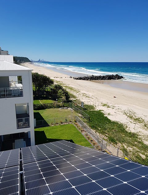 Solar Power Gold Coast Installation by Gold Coast Energy