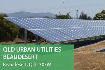 Qld-Urban-Utilities-Beaudesert Power Companies Gold Coast