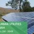 Qld-Urban-Utilities-Boonah Solar Panels
