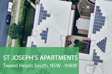 St-Joseph's-Apartments Gold Coast Solar