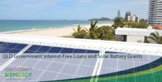 Solar Battery Rebate | Gold Coast Energy