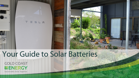 Solar Battery Guide | GCE