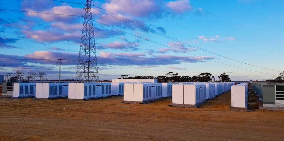 Tesla Battery Storage | GCE