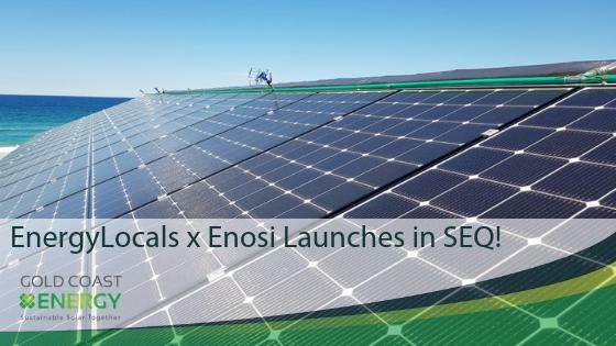 EnergyLocals x Enosi bannerhead solar panels